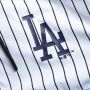 Jaqueta New Era MLB Los Angeles Corta Vento Stripe