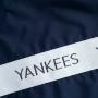Jaqueta New Era MLB NY Yankees Corta Vento Alkaline Azul Escuro