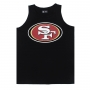Regata New Era NFL 49ers Big Logo Preto