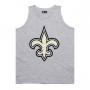 Regata New Era NFL Saints Big Logo Cinza