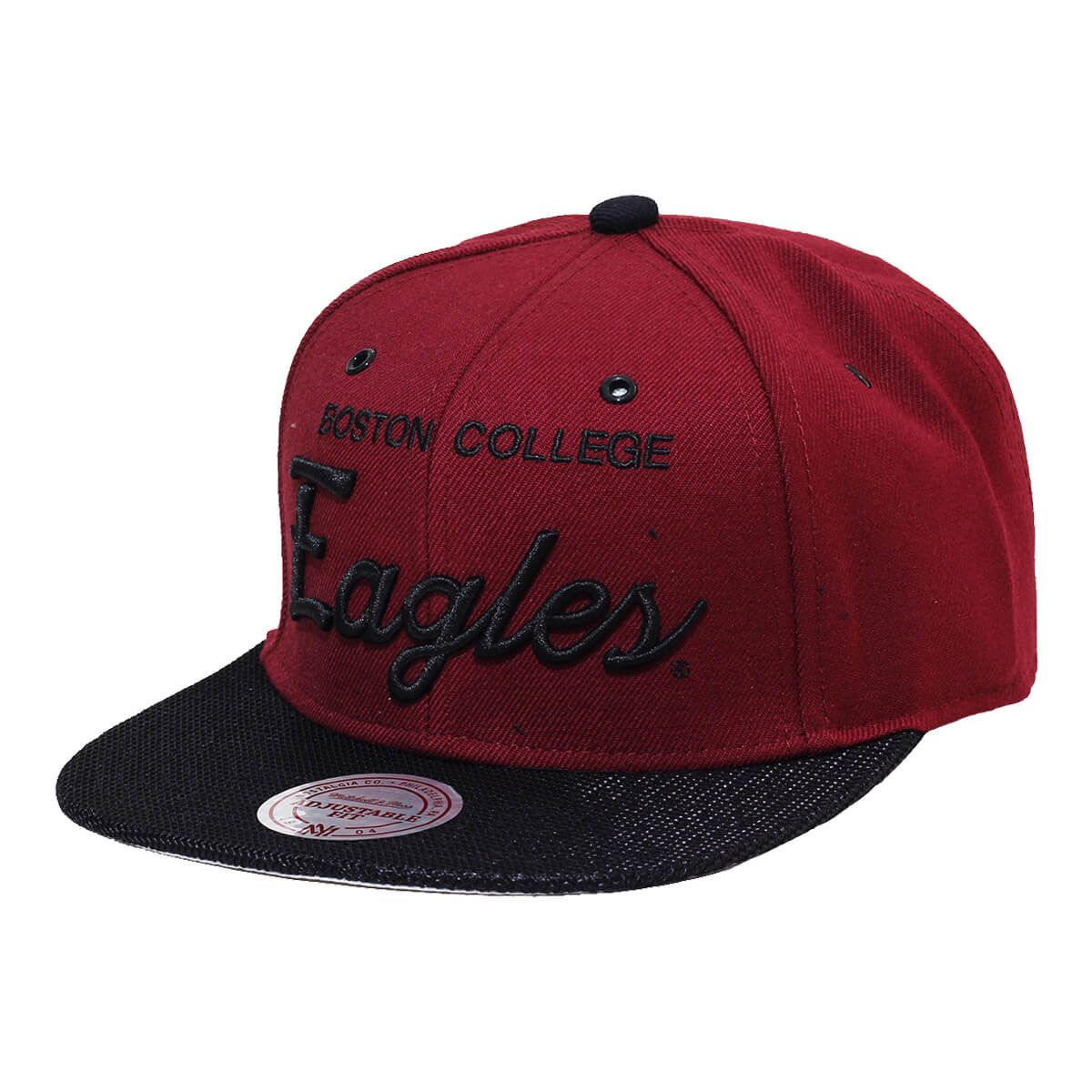 Boné Mitchell & Ness Aba Reta SN NCAA Boston College Eagles