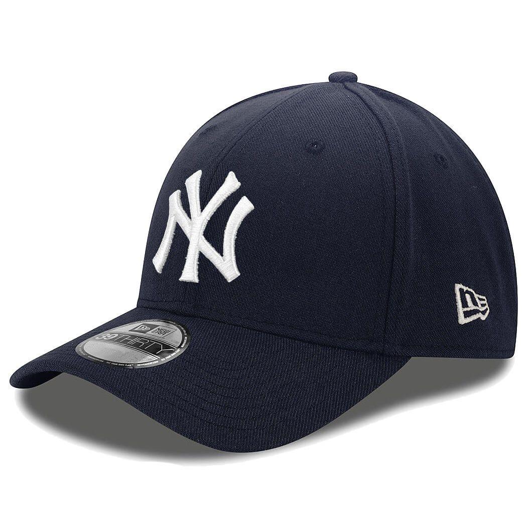 Boné New Era Aba Curva 3930 MLB NY Yankees Classic