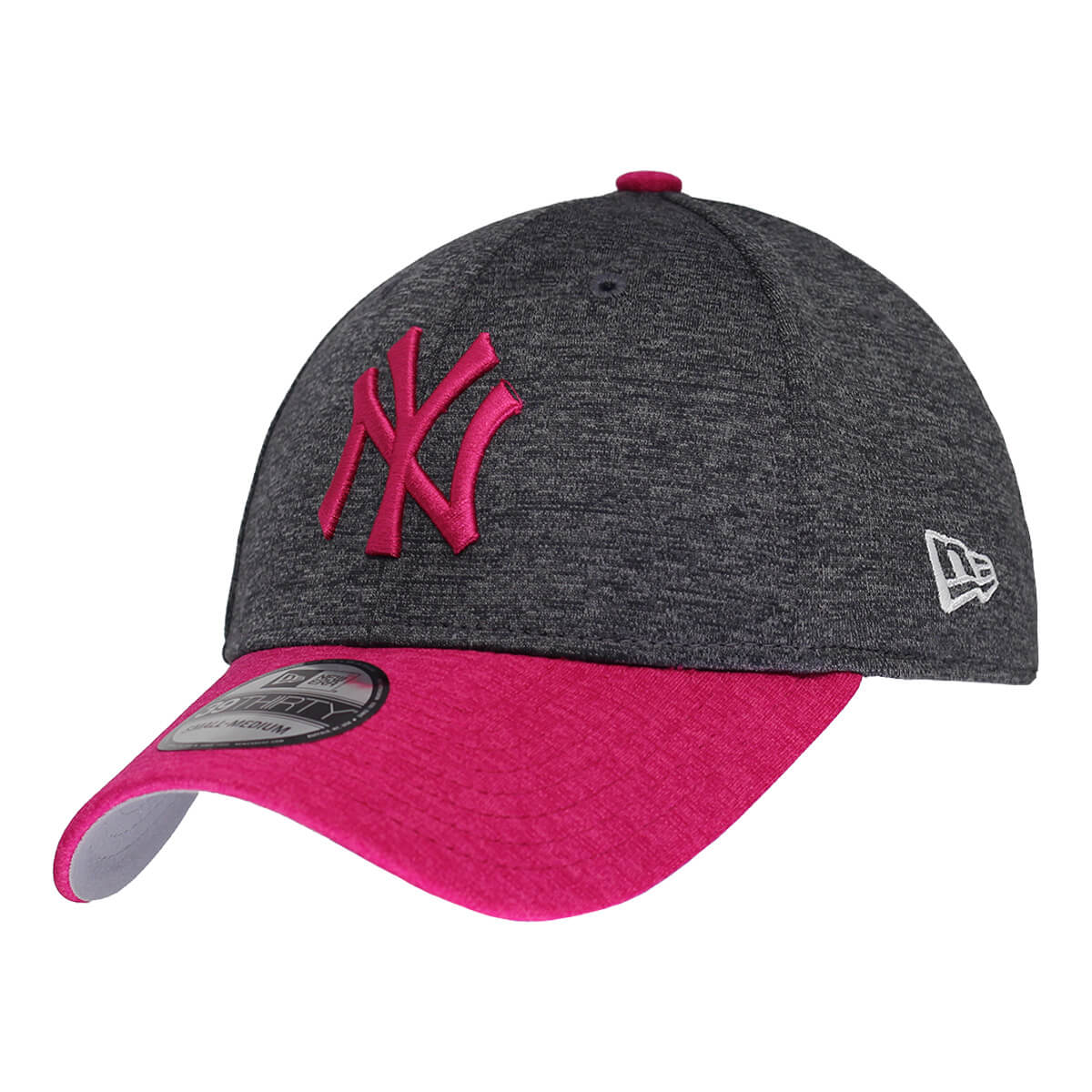 Boné New Era Aba Curva 3930 MLB NY Yankees Mothers Day