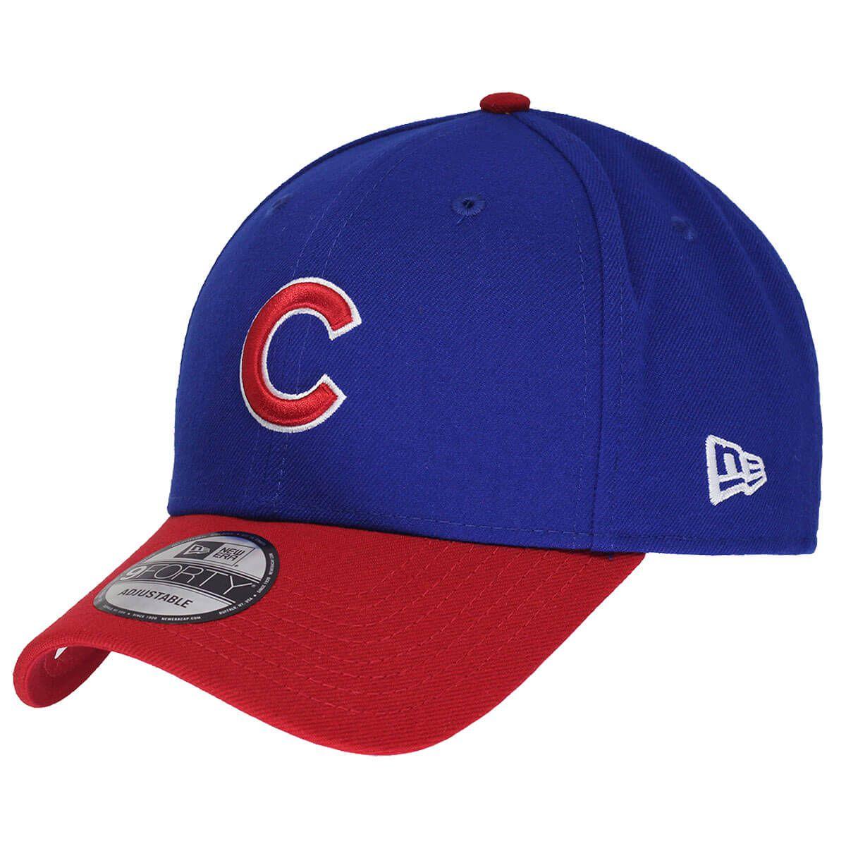Boné New Era Aba Curva 920 ST MLB Cubs 2Tone