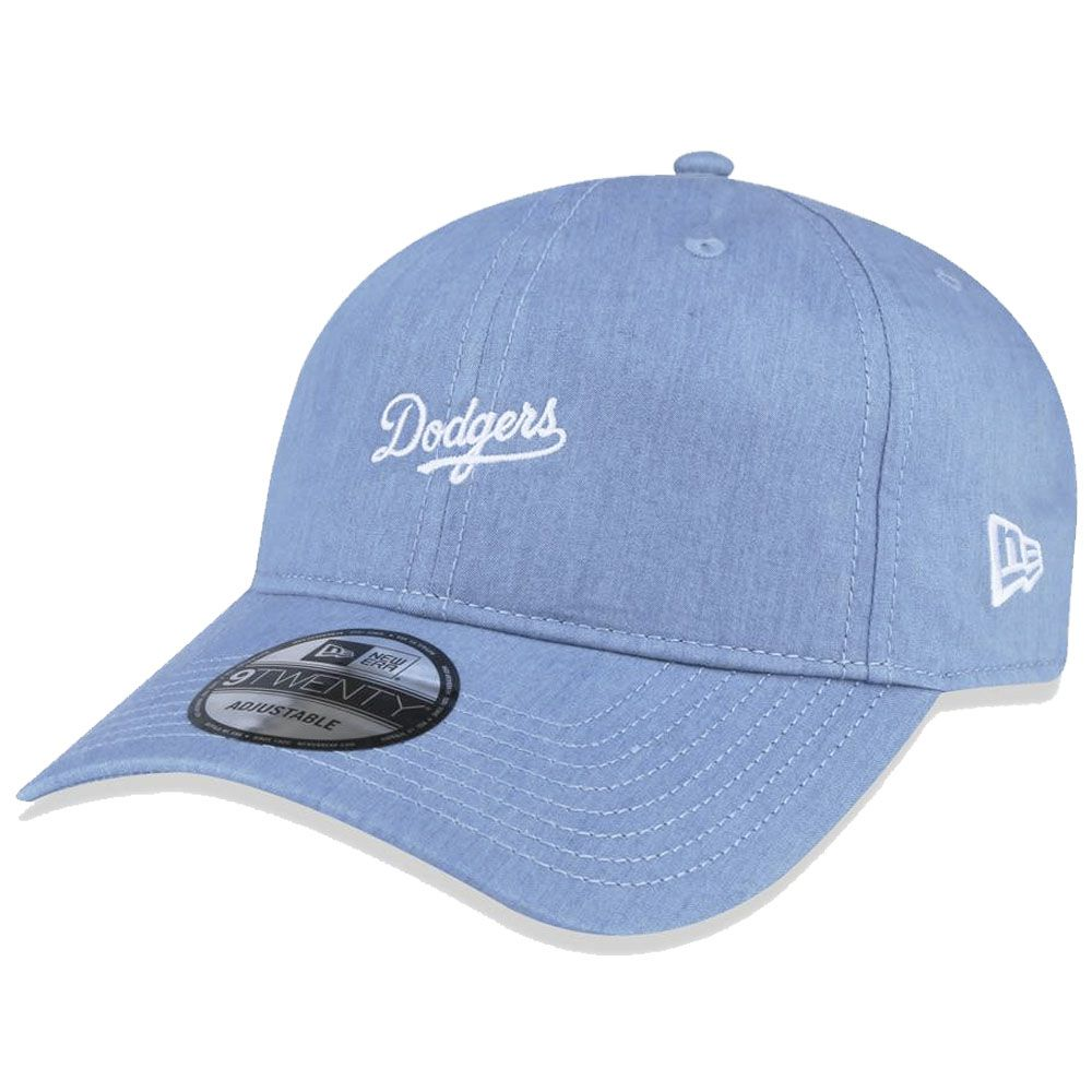 Boné New Era Aba Curva 920 ST MLB Los Angeles Mini Denim