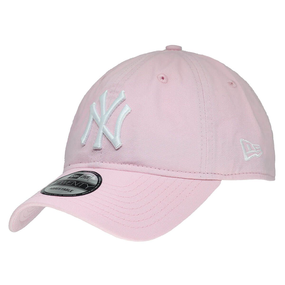 Boné New Era Aba Curva 920 ST MLB NY Yankees Candy Colors Rosa