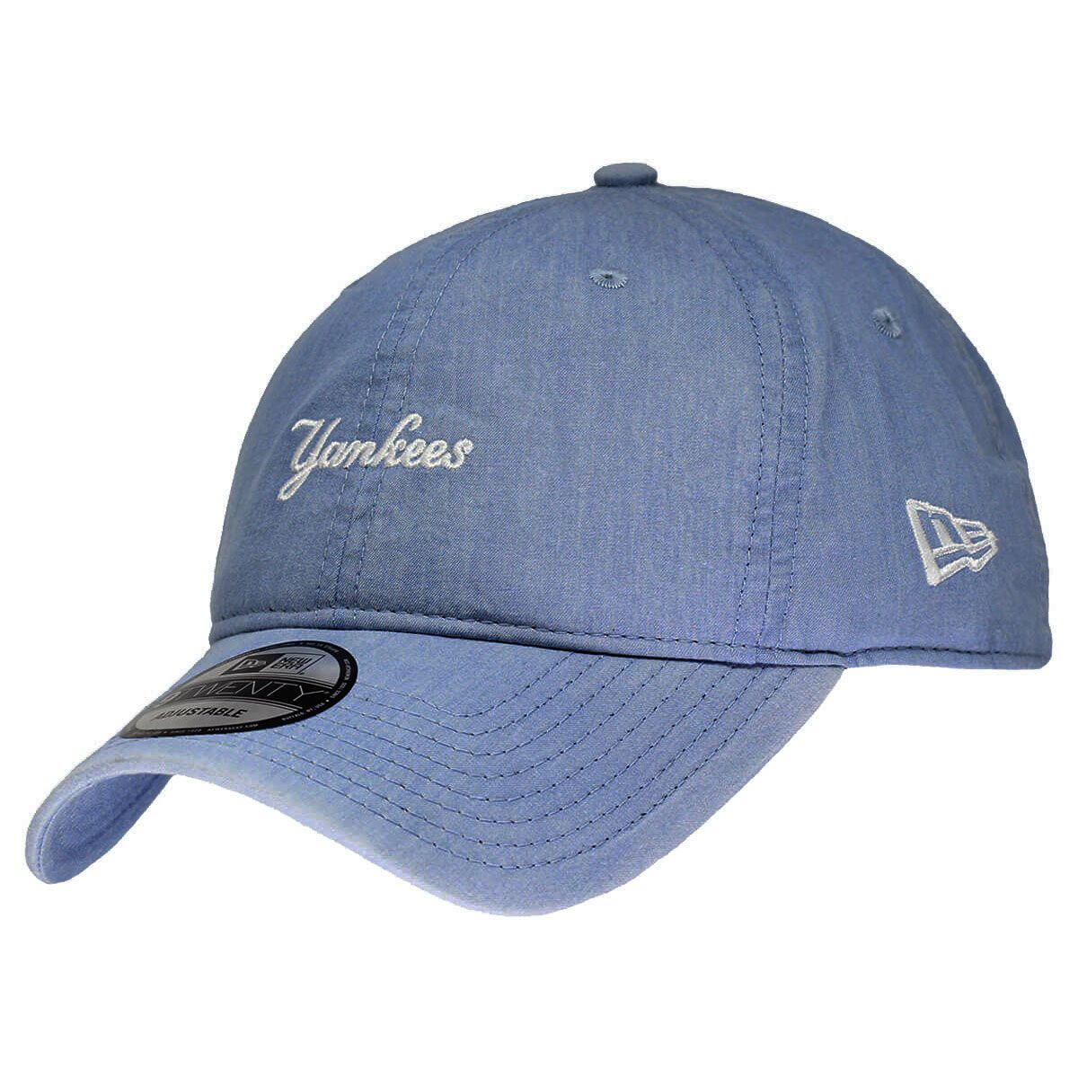 Boné New Era Aba Curva 920 ST MLB NY Yankees Mini Denim