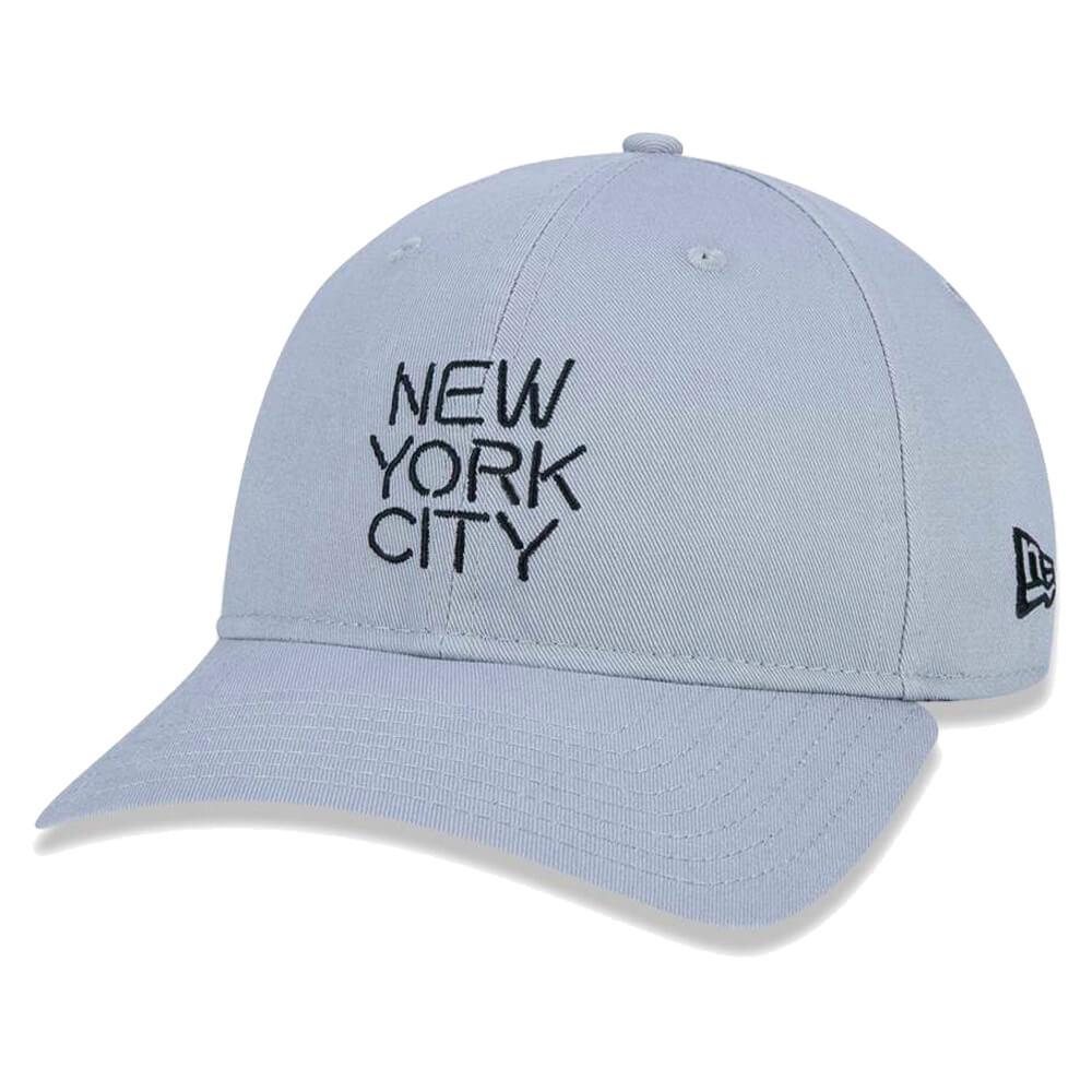 Boné New Era Aba Curva 920 ST NBA Brooklyn Nets Outline Neon