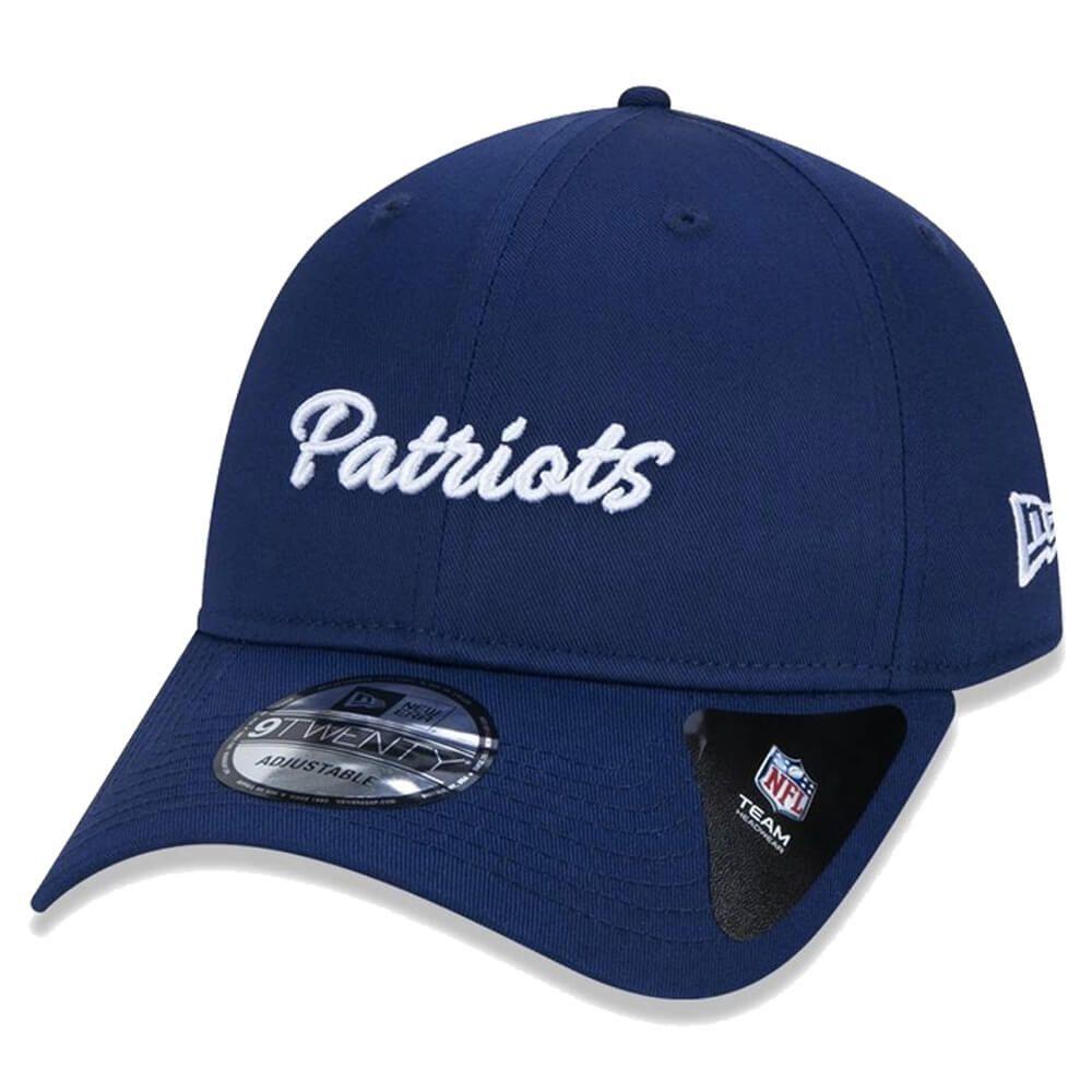 Boné New Era Aba Curva 920 ST NFL Patriots History