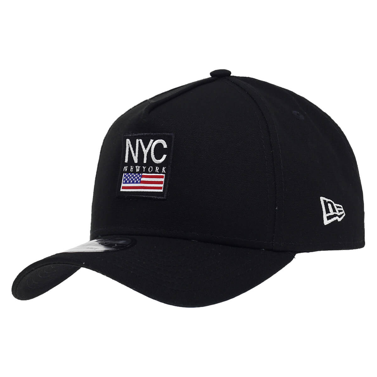 Boné New Era Aba Curva 940 SN Brand AF Cities Pack New York