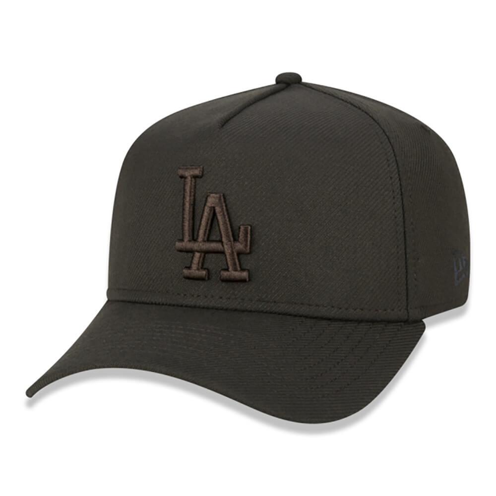 Boné New Era Aba Curva 940 SN MLB Los Angeles AF Botany