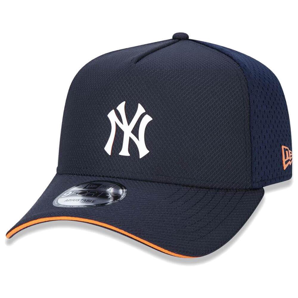 Boné New Era Aba Curva 940 SN MLB NY Yankees AF Neon Sports
