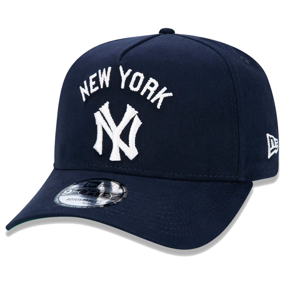 Boné New Era Aba Curva 940 SN MLB NY Yankees AF Retro