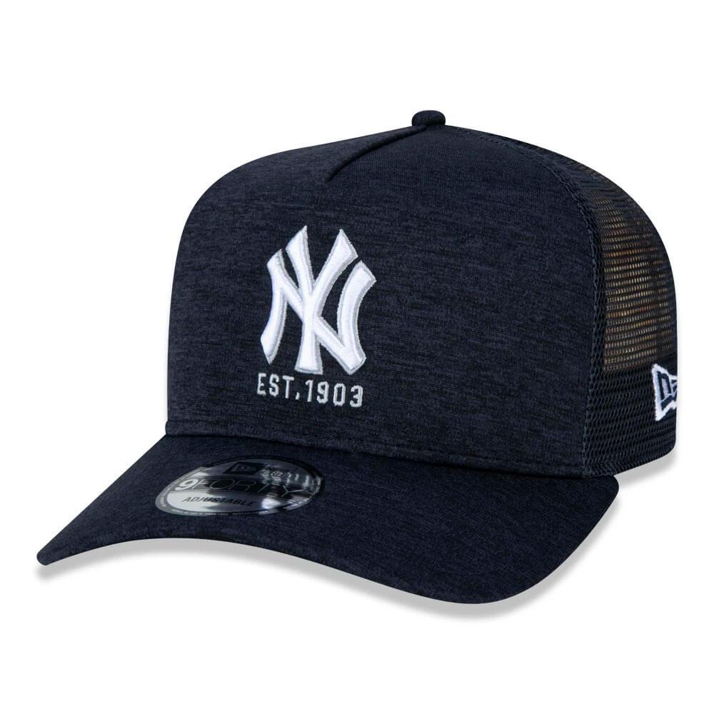 Boné New Era Aba Curva 940 SN MLB NY Yankees AF Trucker College