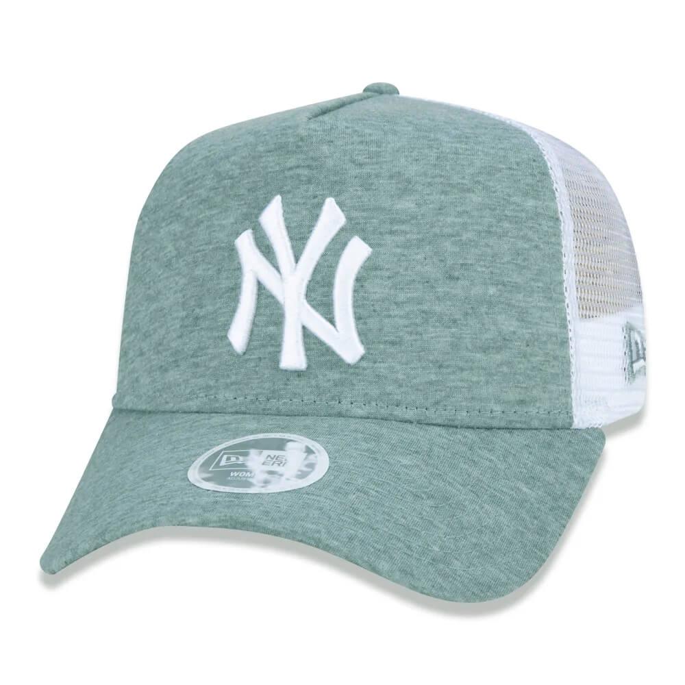 Boné New Era Aba Curva 940 SN MLB NY Yankees AF Trucker Mint