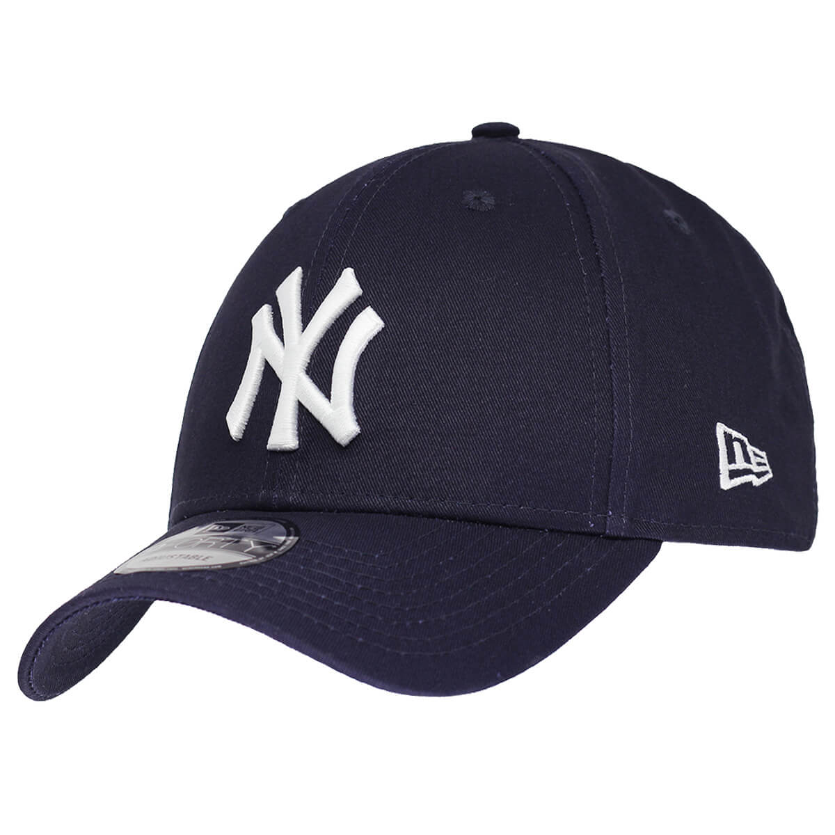 Boné New Era Aba Curva 940 SN MLB NY Yankees Colors Azul Escuro