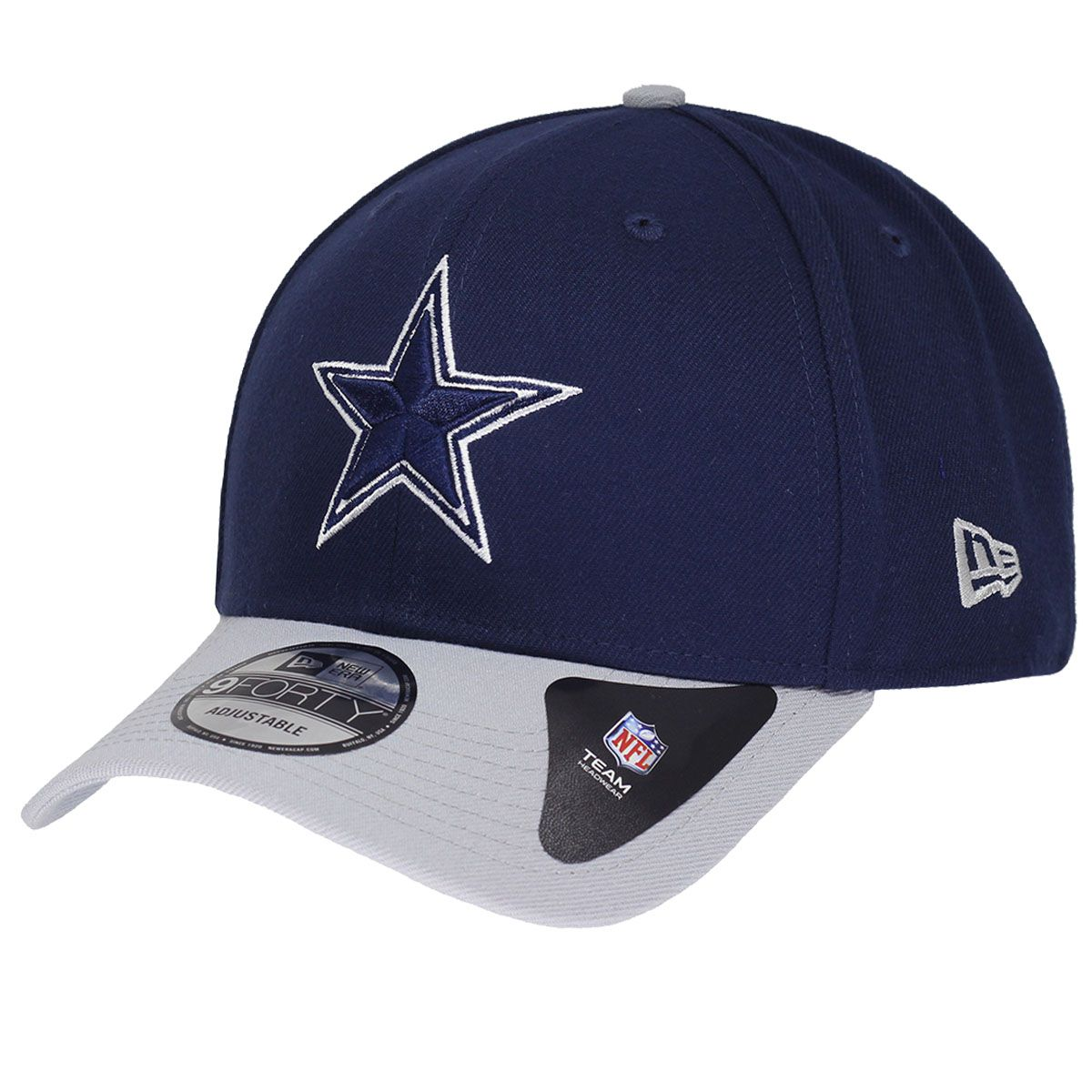 Boné New Era Aba Curva 940 SN NFL Cowboys 2Tone