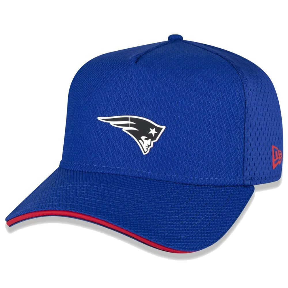 Boné New Era Aba Curva 940 SN NFL Patriots AF Neon Sports