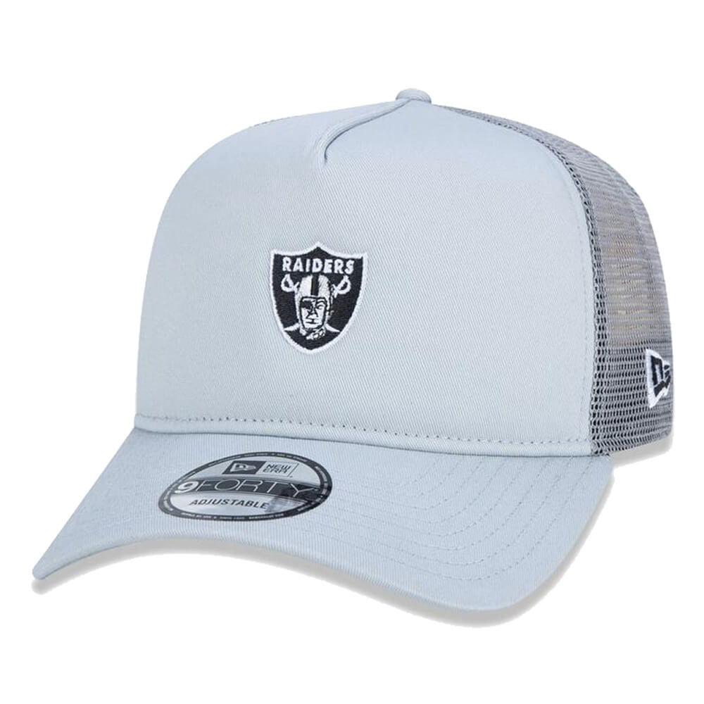 Boné New Era Aba Curva 940 SN NFL Raiders AF Trucker Property