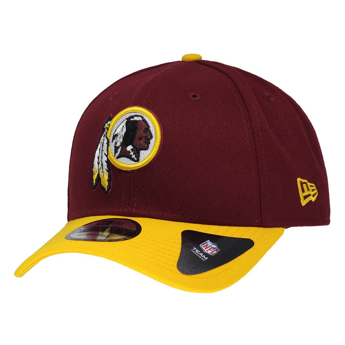 Boné New Era Aba Curva 940 SN NFL Redskins 2Tone