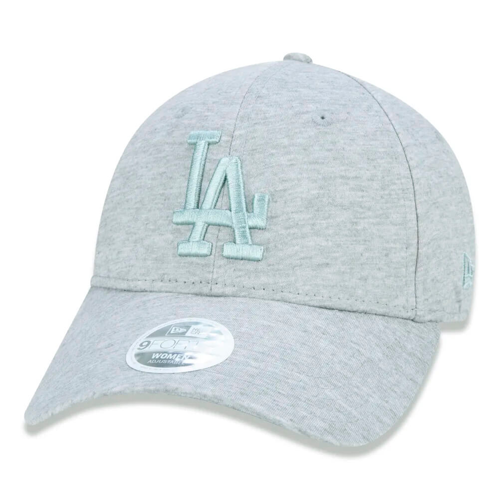 Boné New Era Aba Curva 940 ST MLB Los Angeles Neon Mint Moletom