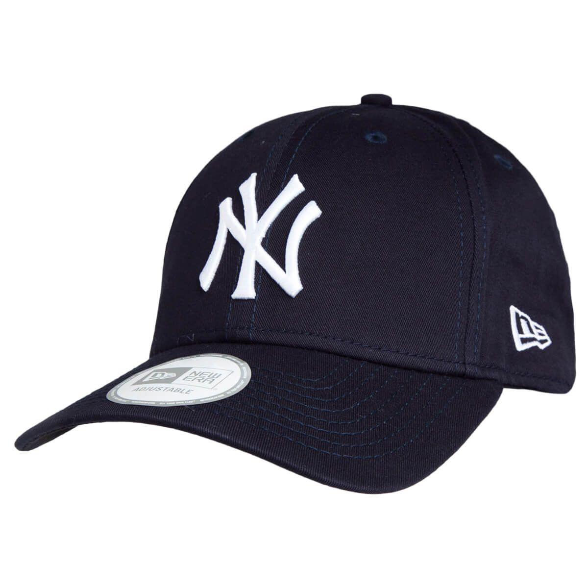 Boné New Era Aba Curva 940 ST MLB NY Yankees Classic
