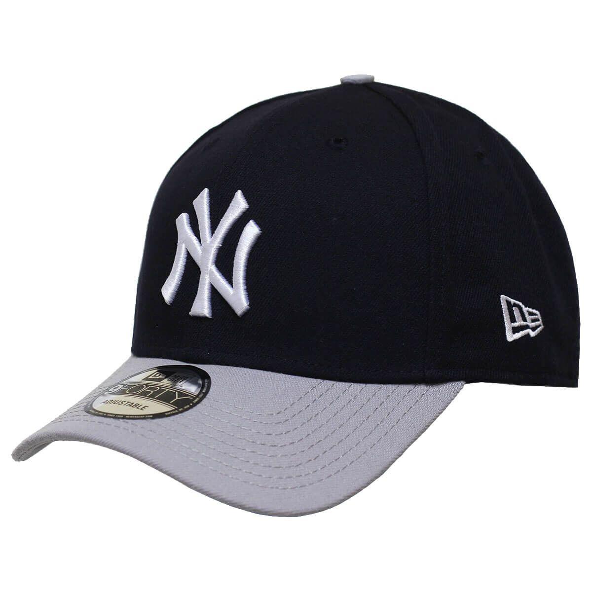 Boné New Era Aba Curva 940 ST MLB NY Yankees Classic 2Tone