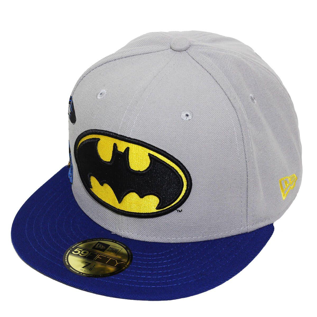 Boné New Era Aba Reta 5950 Batman CHRC 119