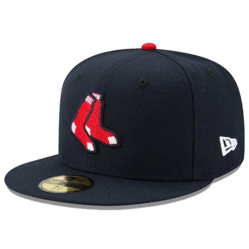 Boné New Era Aba Reta 5950 MLB Boston On Field Alternate
