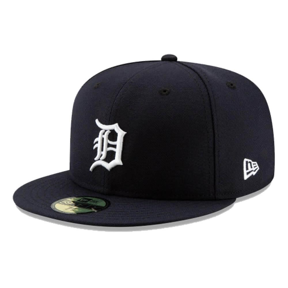 Boné New Era Aba Reta 5950 MLB Detroit Game Cap