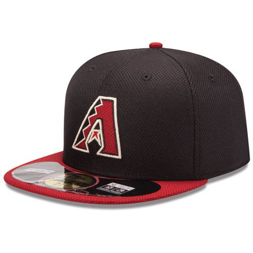 Boné New Era Aba Reta 5950 MLB Diamondbacks Diamond Era
