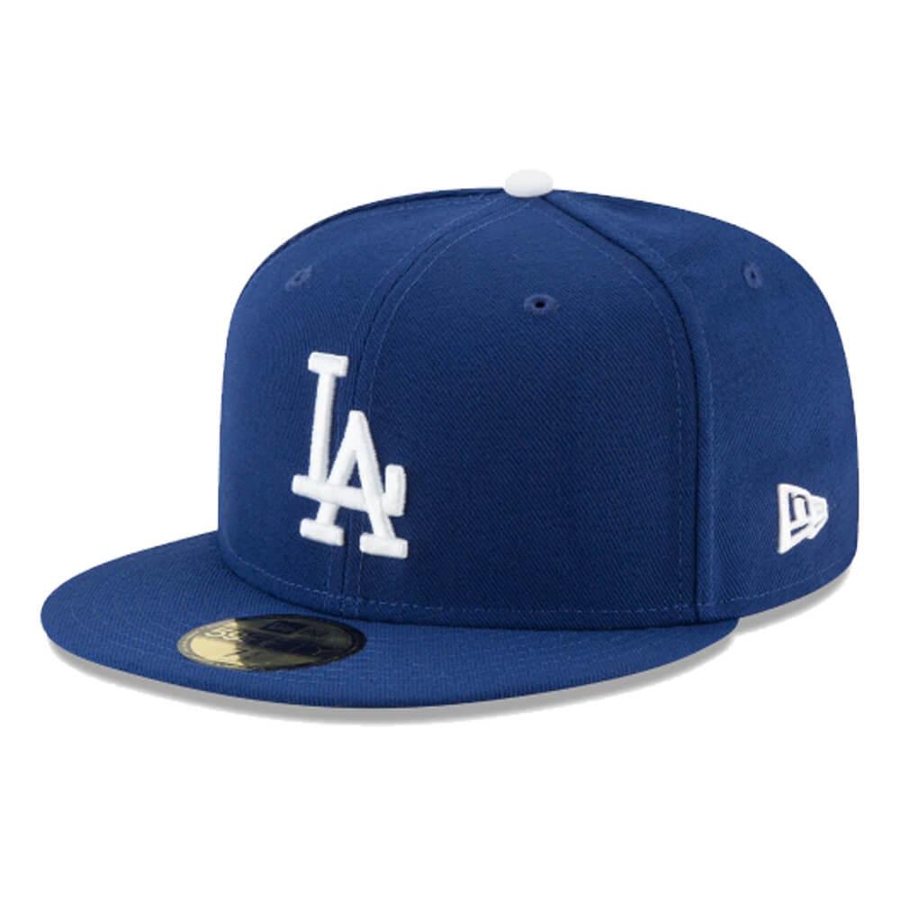 Boné New Era Aba Reta 5950 MLB Los Angeles Game Cap