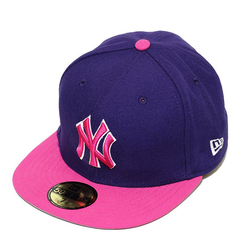 Boné New Era Aba Reta 5950 MLB NY Yankees 2Seasonal