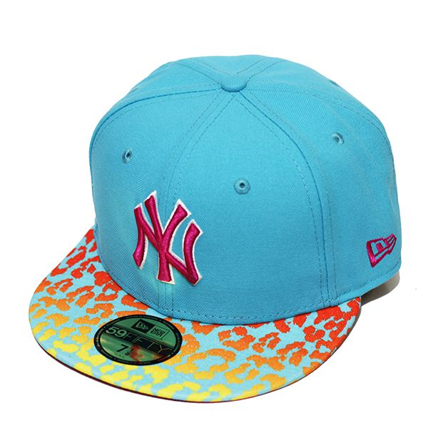 Boné New Era Aba Reta 5950 MLB NY Yankees Crakle