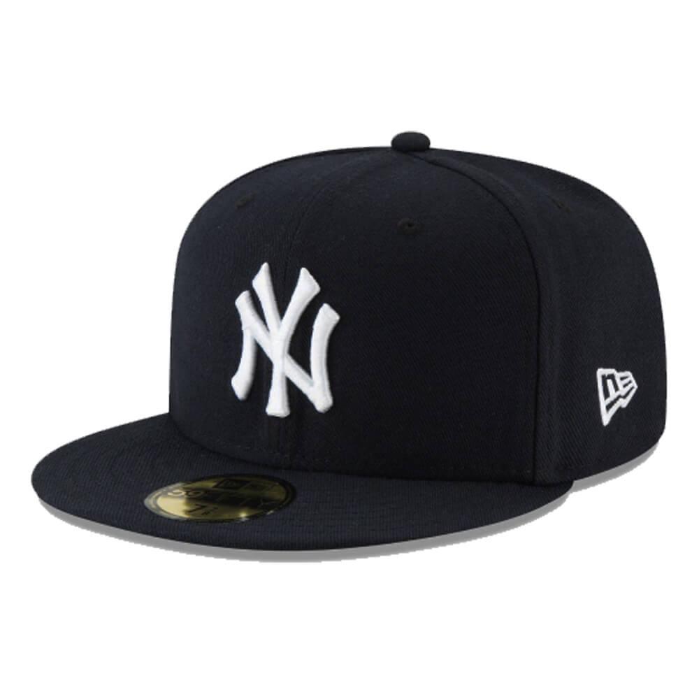 Boné New Era Aba Reta 5950 MLB NY Yankees Game Cap