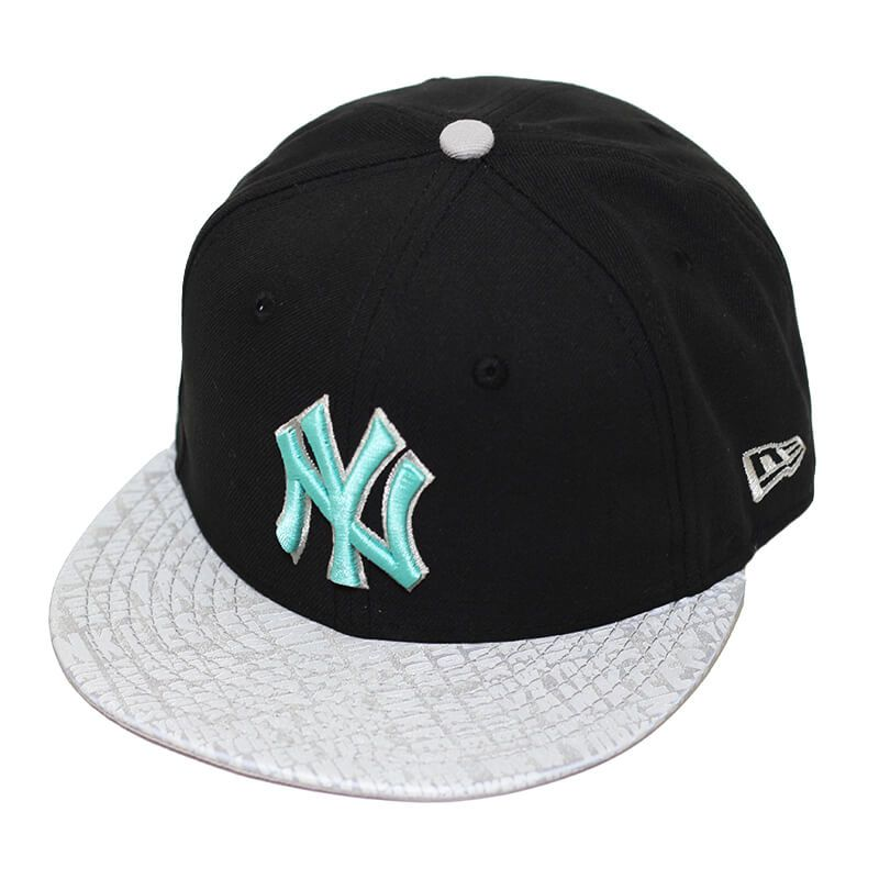 Boné New Era Aba Reta 5950 MLB NY Yankees Reflect Vioza