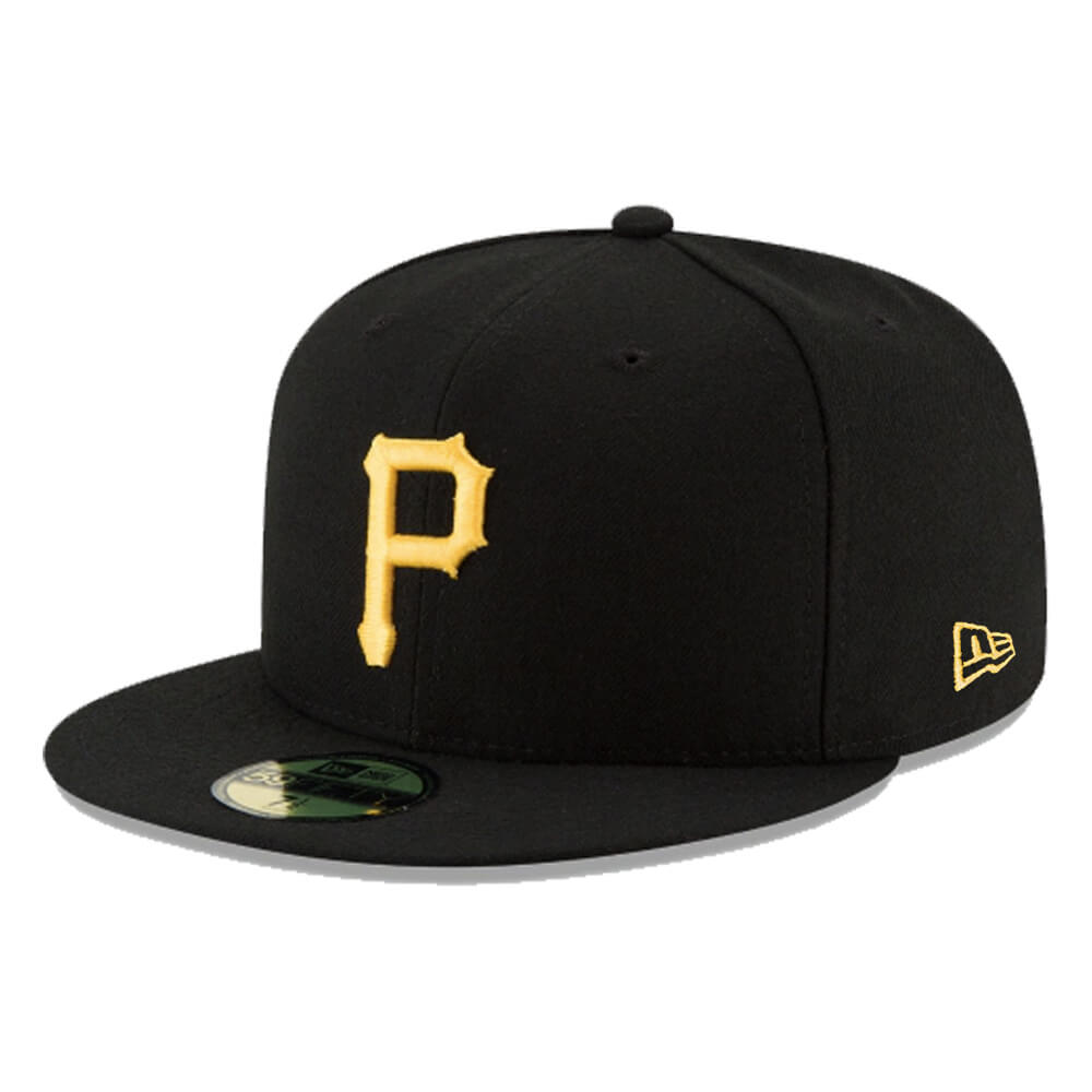 Boné New Era Aba Reta 5950 MLB Pirates Game Cap