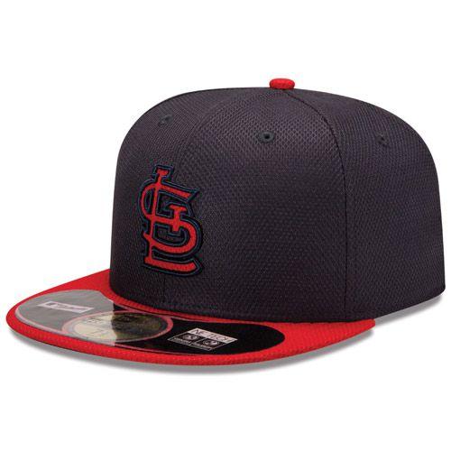 Boné New Era Aba Reta 5950 MLB St. Louis Diamond Era