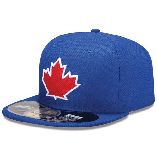 Boné New Era Aba Reta 5950 MLB Toronto Diamond Era