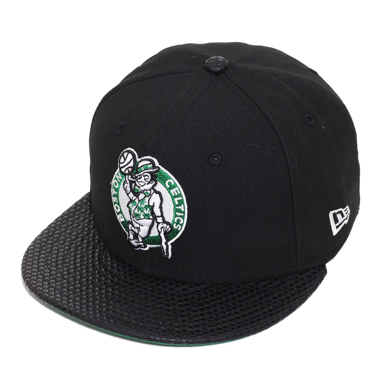 Boné New Era Aba Reta 5950 NBA Celtics Tonal