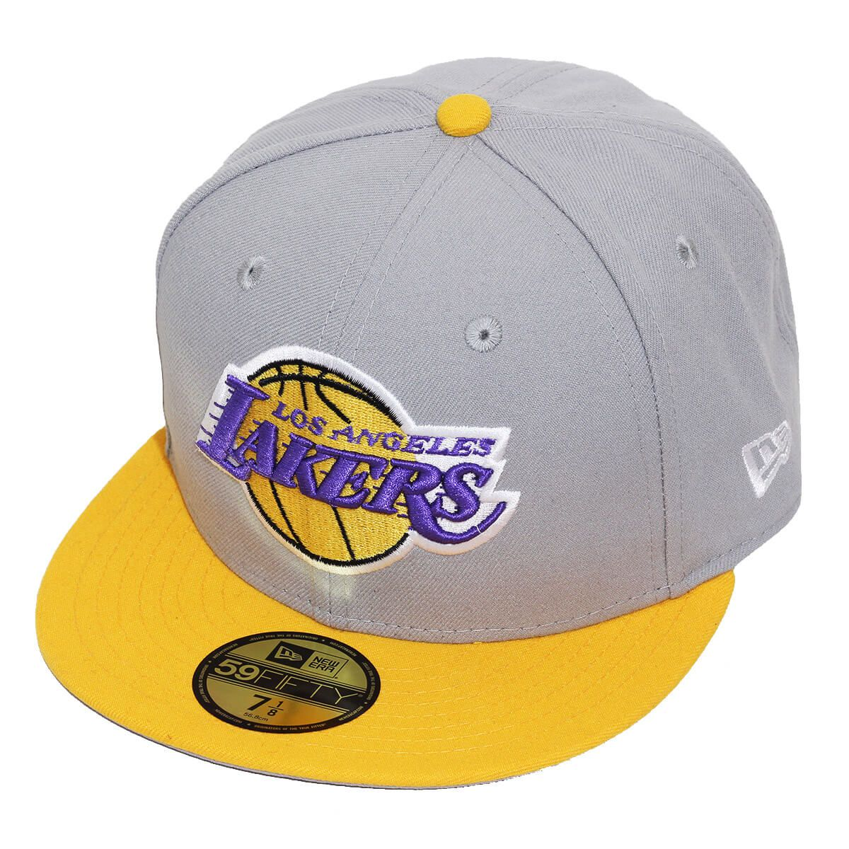 Boné New Era Aba Reta 5950 NBA Lakers Tone Basic