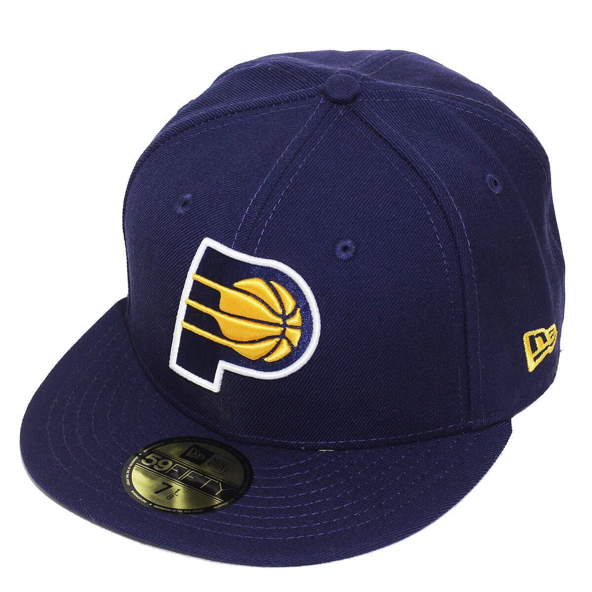 Boné New Era Aba Reta 5950 NBA Pacers Classic