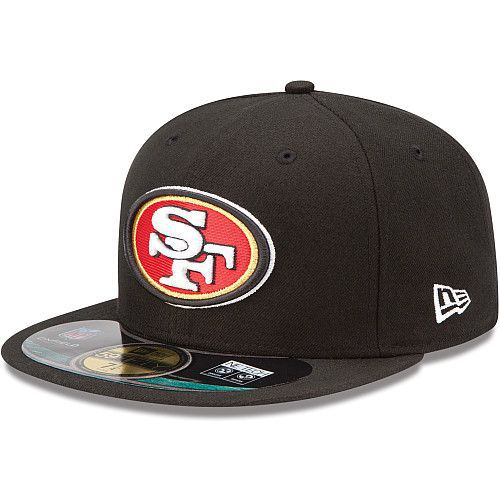 Boné New Era Aba Reta 5950 NFL 49ers Game