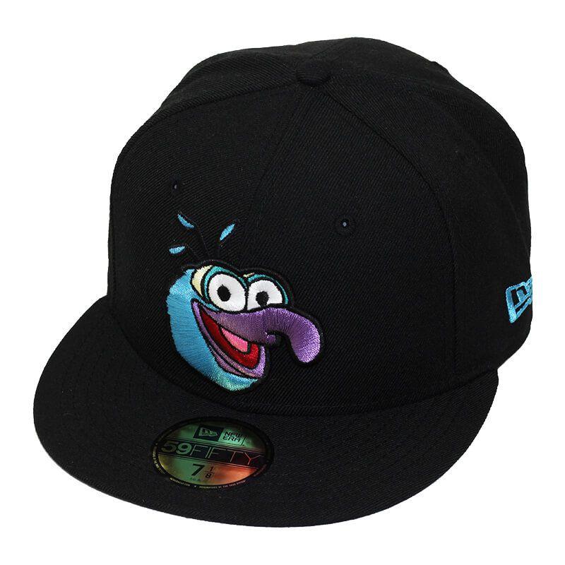 Boné New Era Aba Reta 5950 The Muppets Gonzo