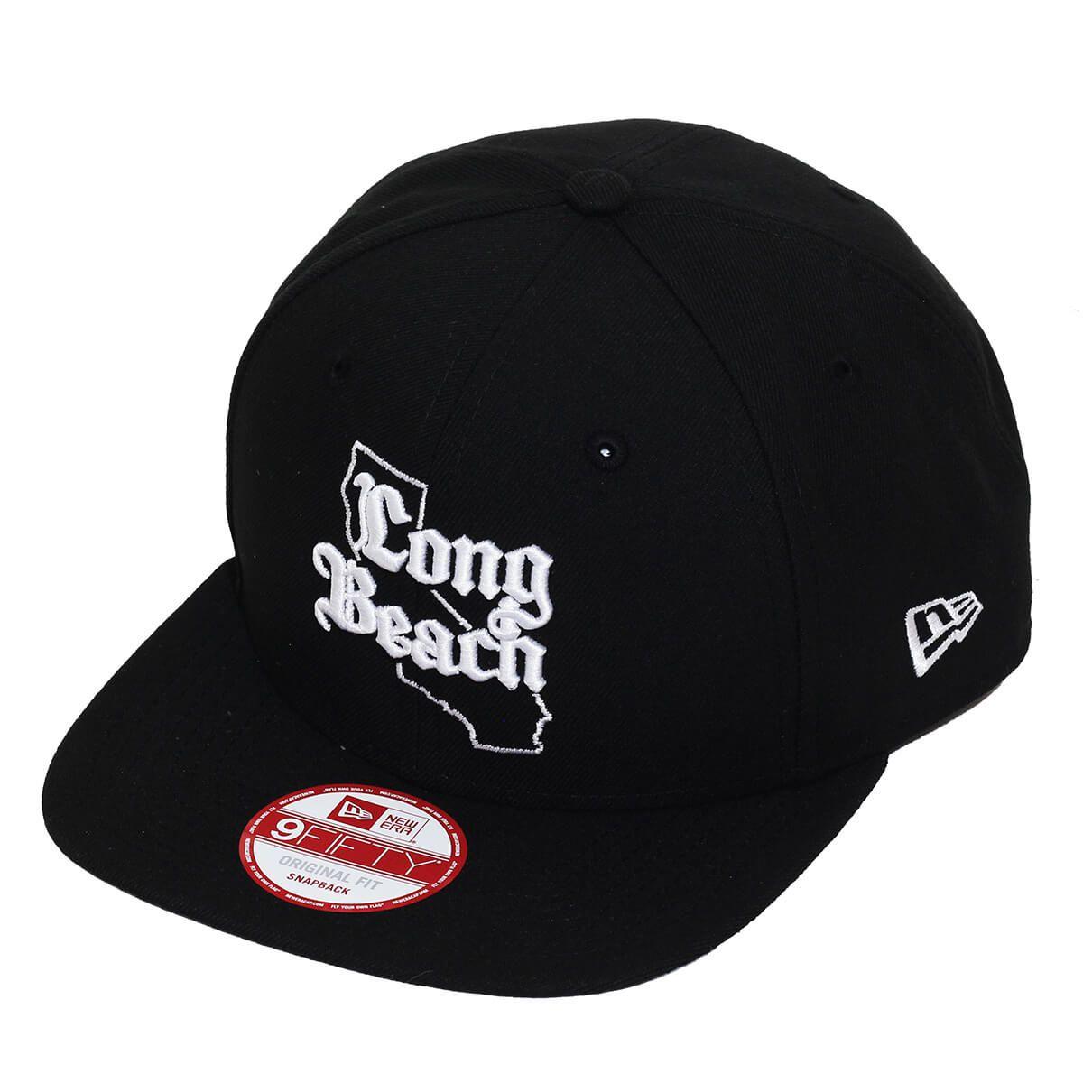 Boné New Era Aba Reta 950 SN California Long Beach
