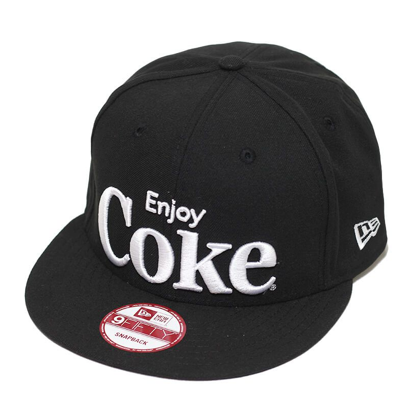Boné New Era Aba Reta 950 SN Coca-Cola Enjoy Coke