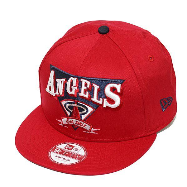 Boné New Era Aba Reta 950 SN MLB Angels Team Angle