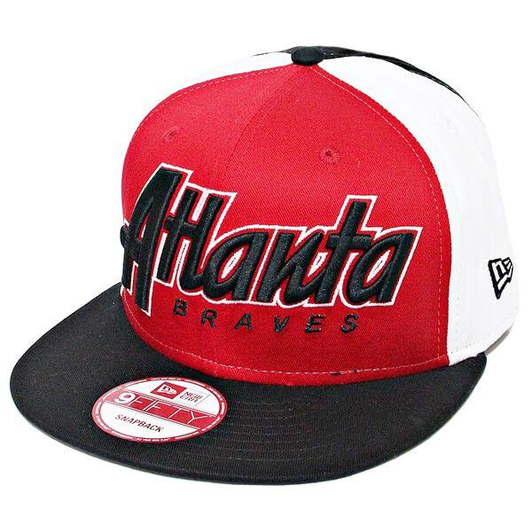 Boné New Era Aba Reta 950 SN MLB Atlanta Snapitback