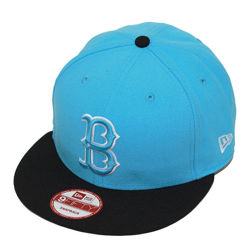 Boné New Era Aba Reta 950 SN MLB Boston 2Tone League