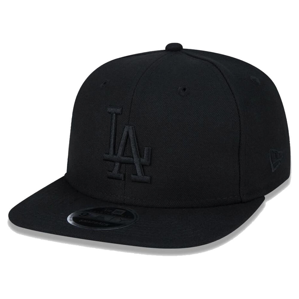 Boné New Era Aba Reta 950 SN MLB Los Angeles OF Blackout